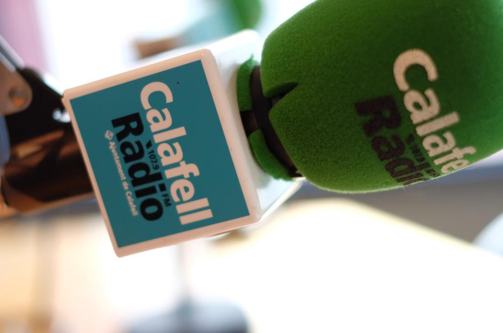Micròfon, Calafell Ràdio