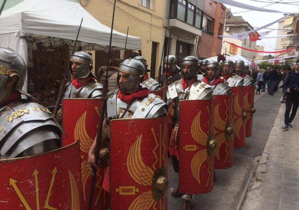 Mercat romà a Calafell