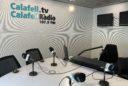 Estudi Calafell Ràdio