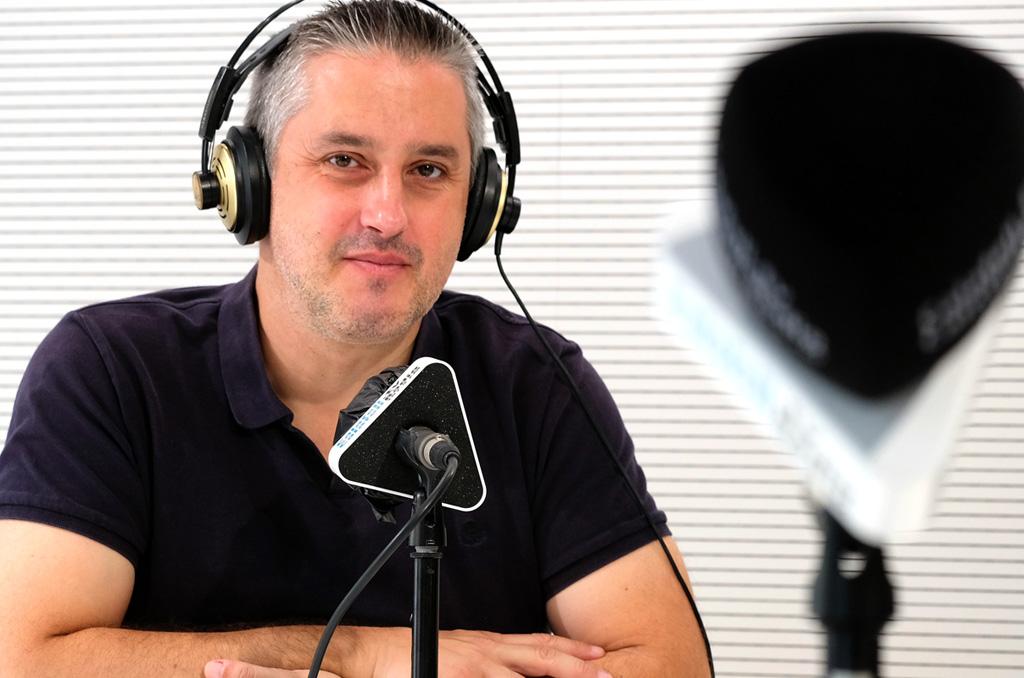 L'alcalde a la ràdio