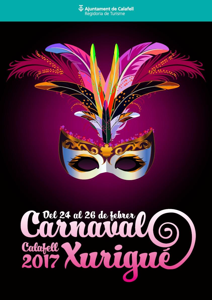 Carnaval Xurigué 2017 a Calafell
