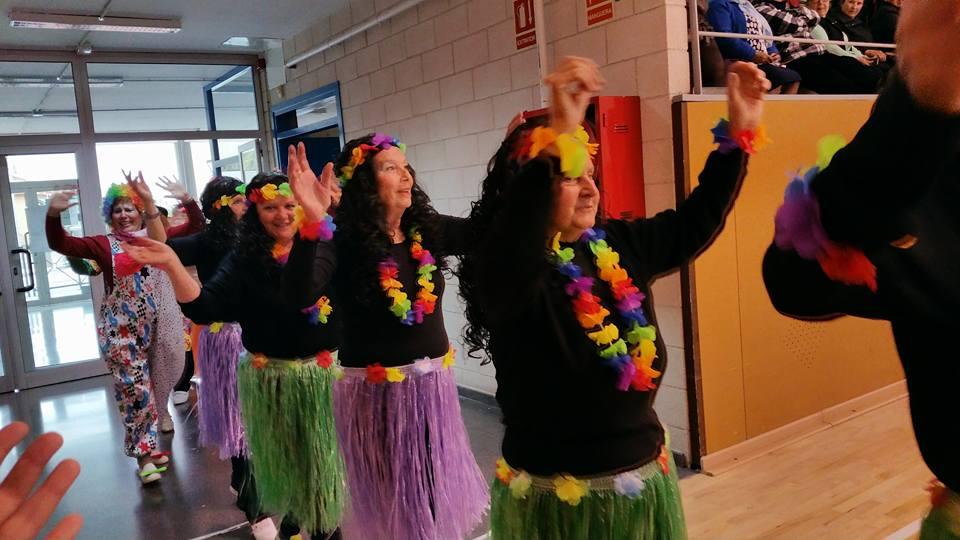 Carnaval Posa-hi Oli, Pavelló Jaume Vilamajó